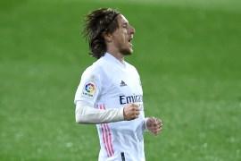 مودريتش يرغب بالاعتزال في ريال مدريد (غيتي)