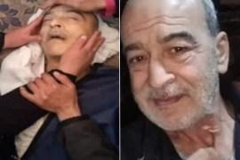 الكاتب الفلسطيني الراحل إسماعيل الشمالي توفي في سجن السويداء المركزي عن عمر ناهز 67 عاما (مواقع التواصل)