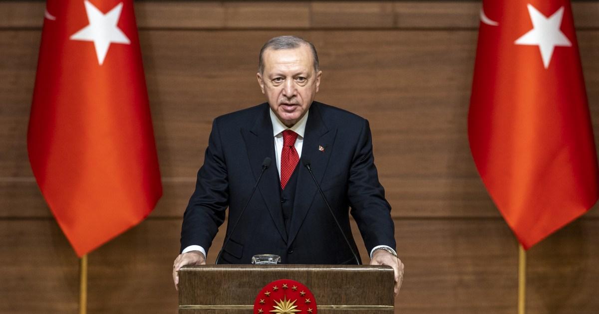 أردوغان: لا أستطيع أن أقول إن العلاقات التركية الأميركية صحية