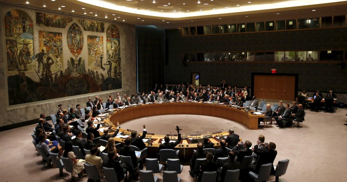 اجتماع ثالث لمجلس الأمن.. الصين ترجع تدهور الأوضاع لغياب حل عادل للقضية الفلسطينية