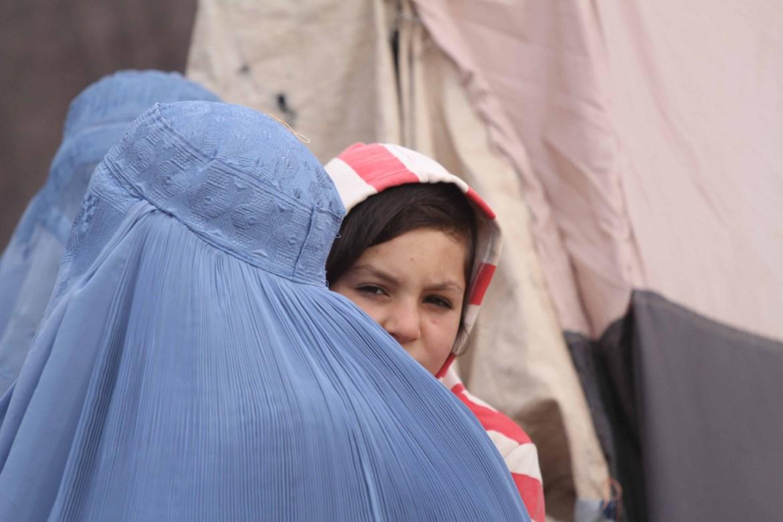 أطفال المخيمات يمرضون بصورة متكررة بسبب البرد (الأوروبية)