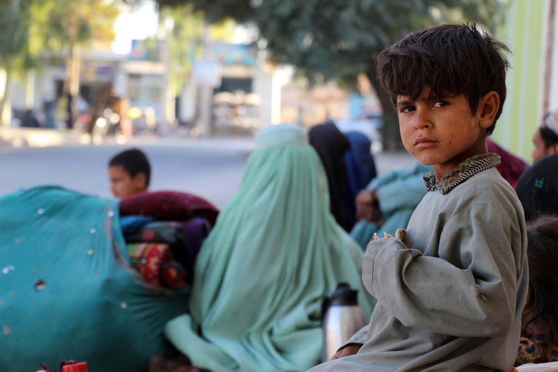الأطفال النازحون محرومون من التعليم (الأوروبية)