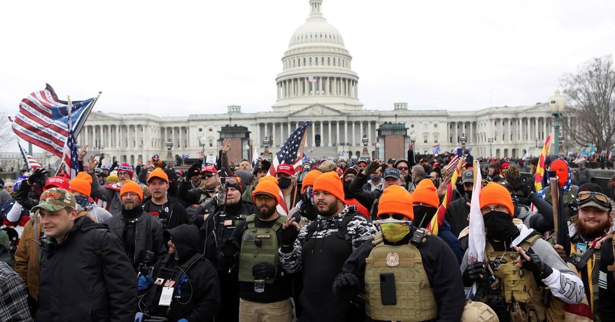 اقتحام الكونغرس.. مجلس الشيوخ الأميركي يصوت اليوم على مسؤولية ترامب عن التحريض