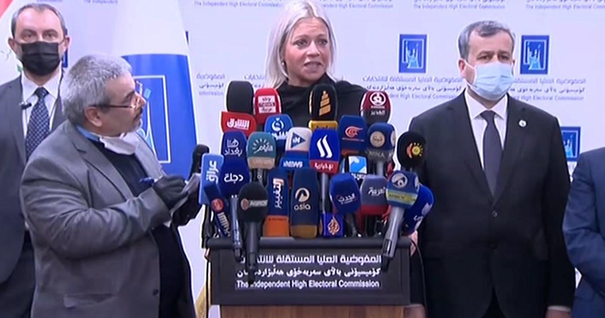 الأمم المتحدة تنفي سعيها لإدارة الانتخابات العراقية المقبلة ودورها سيكون رقابيا