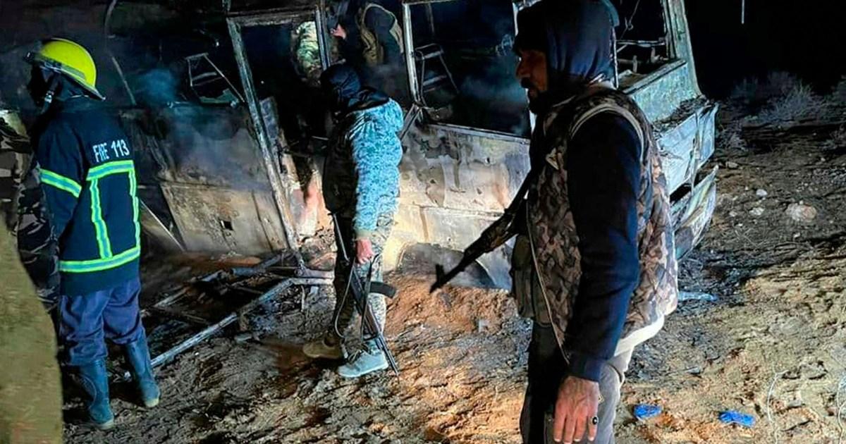 مقتل جنود سوريين في هجوم على حاجز عسكري بريف القنيطرة