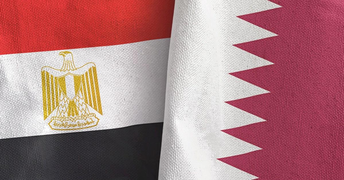 استئناف العلاقات الدبلوماسية عبر المراسلات.. مسؤول قطري ينفي لرويترز عقد اجتماع مع مسؤولين مصريين