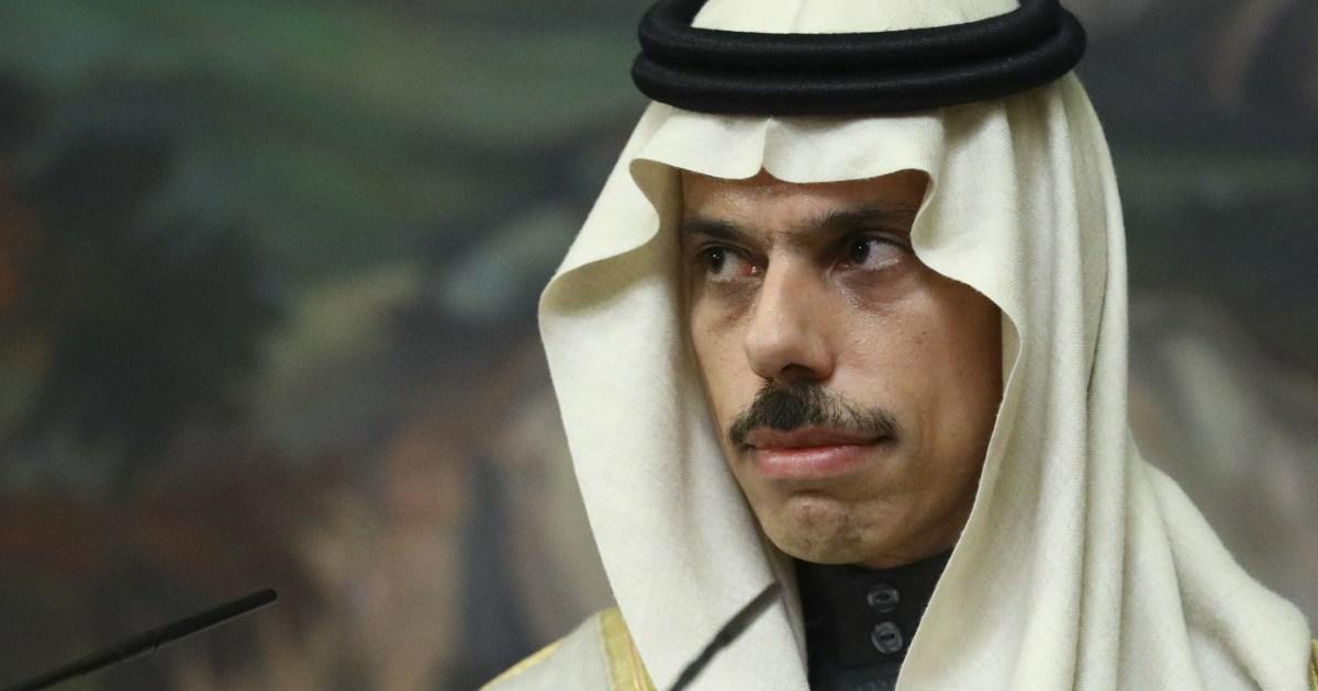 تدريبات سعودية أميركية في الخليج والرياض تقول إن دعوة إيران للحوار غير مجدية