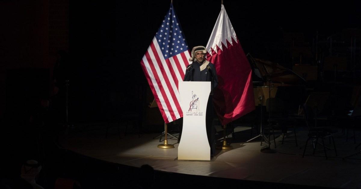 """تدشين فعاليات العام الثقافي """"قطر-الولايات المتحدة الأميركية 2021"""" بالدوحة"""