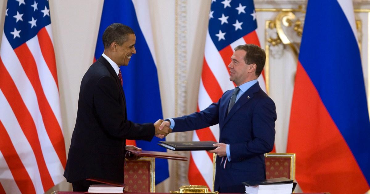 تعرف على معاهدة نيو ستارت بين الولايات المتحدة وروسيا للحد من التسلح النووي