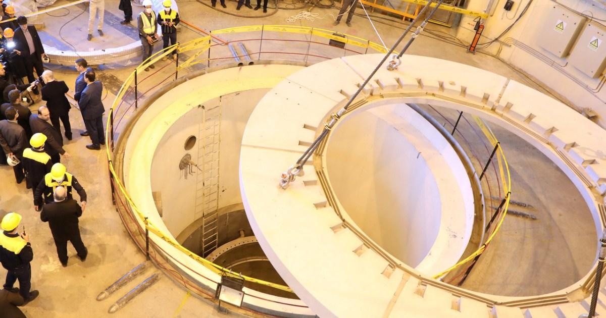 منشأة تحت الأرض وأجهزة متطورة.. وكالة الطاقة الذرية تصدر تقريرا جديدا بشأن النووي الإيراني