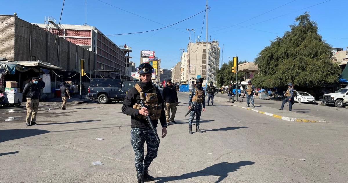 عشرات القتلى والجرحى بتفجيرين متتالين وسط العاصمة العراقية