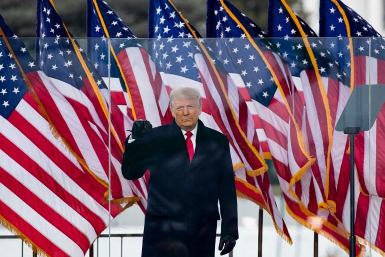 ترامب ما زال مهددا بالخضوع للمحاسبة على أحداث اقتحام الكونغرس (الأوروبية)