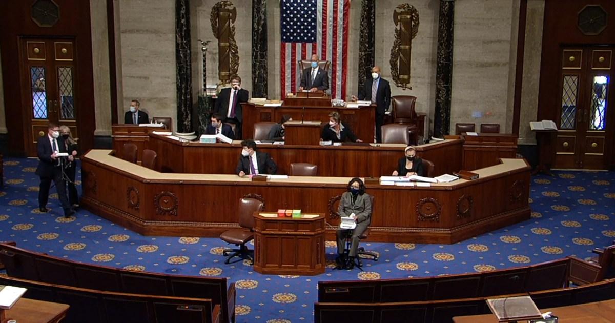 """البيت الأبيض يؤيد تعديل نظام الانتخابات معتبرا أن الديمقراطية تواجه """"اعتداء غير مسبوق"""""""