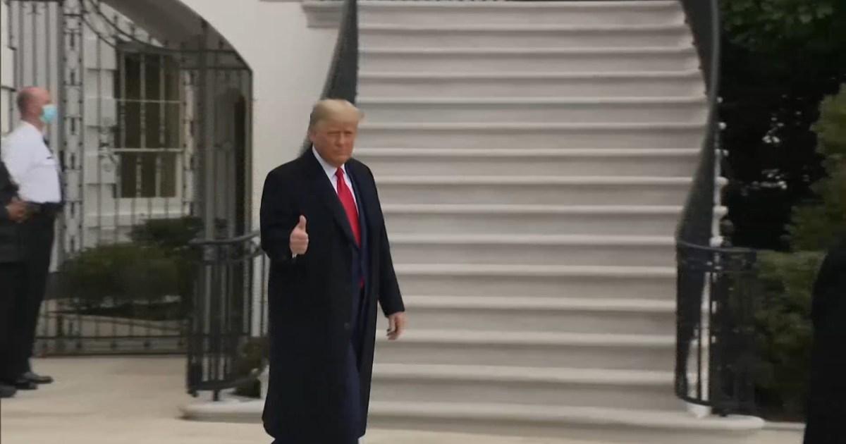 بعد مغادرته البيت الأبيض.. تباين التوقعات بشأن مستقبل ترامب