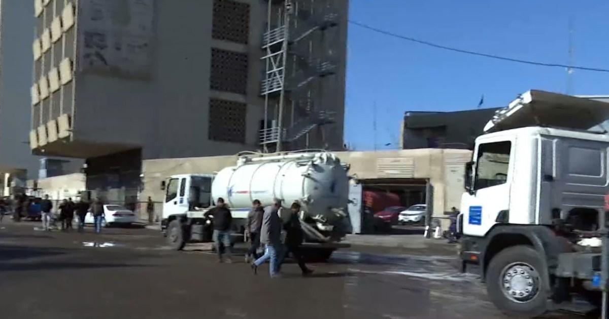 إجراءات أمنية مشددة وسط بغداد وبالمنطقة الخضراء عقب التفجيرين