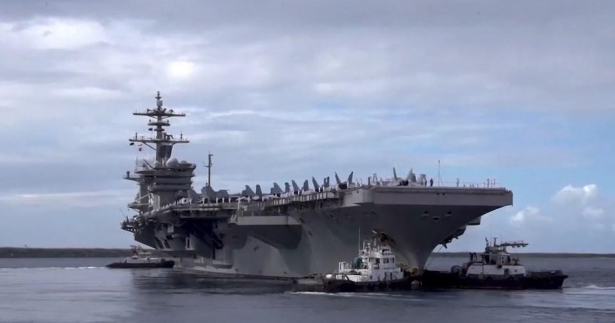 الرئيس الأميركي يحذر الصين من أي نية توسعية في شرق وجنوب شرق آسيا