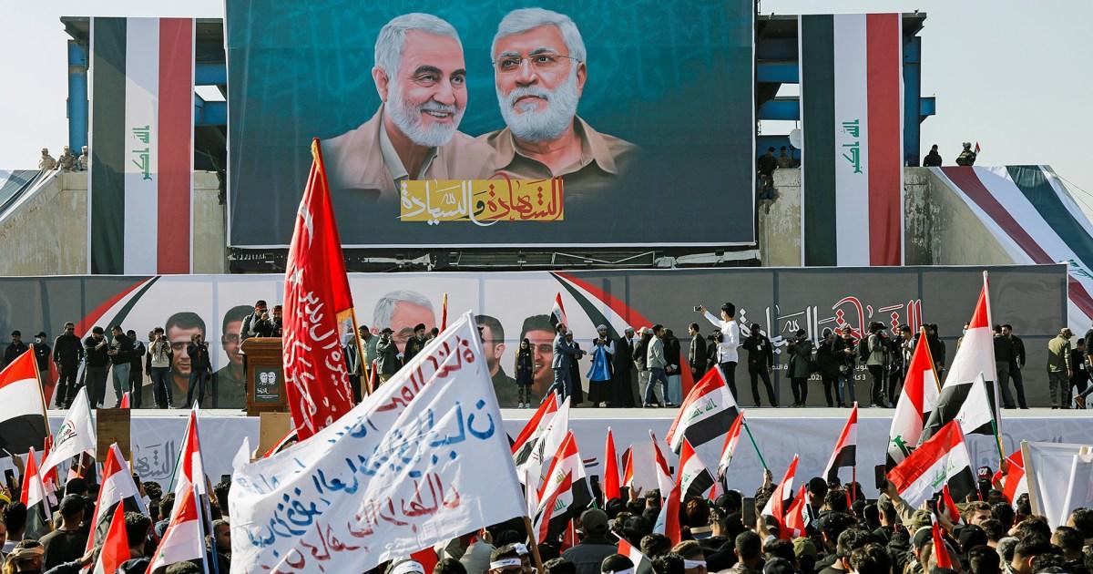 مستشار بايدن: مقتل سليماني لم يجعل أميركا أكثر أمنا ولم يوقف الاستفزازات الإيرانية