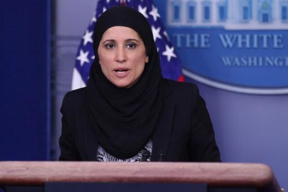 سميرة فاضلي من الوجوه المسلمة المهاجرة التي ساهمت في تنمية المجتمع الأميركي (مواقع التواصل)