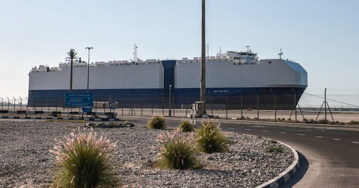 ليبراسيون: لغم أم صاروخ؟ سؤال ما بعد الهجوم على السفينة الإسرائيلية في بحر عمان