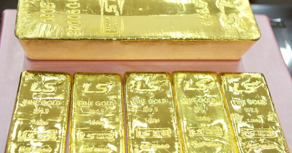 10 حقائق عن الذهب