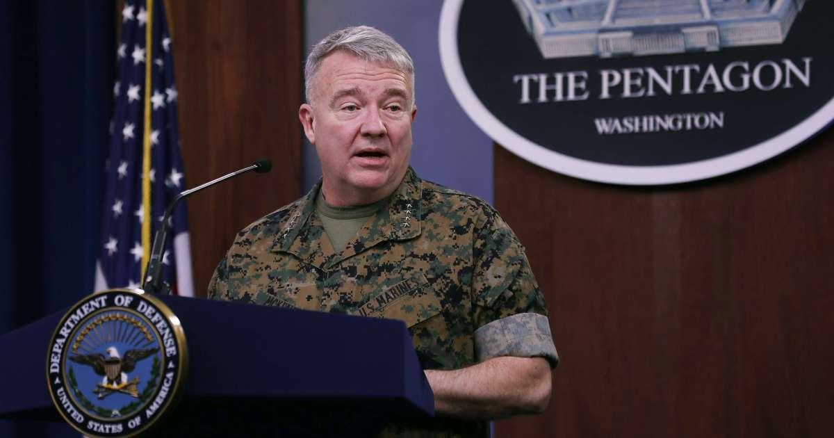 قائد القيادة الوسطى الأميركية: نبني شراكات بالمنطقة في مواجهة إيران ونحرك قواتنا حسب الحاجة