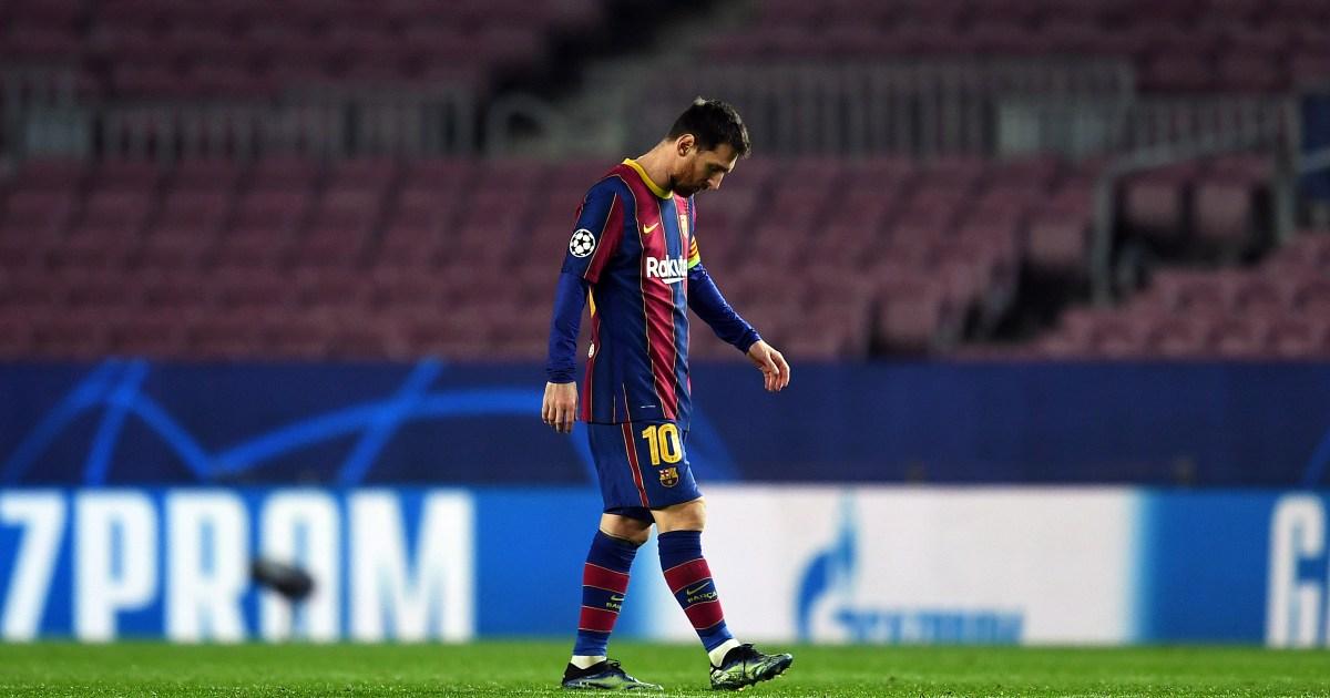 5 ليال ليلاء.. برشلونة ولعنة الأدوار الإقصائية في دوري الأبطال