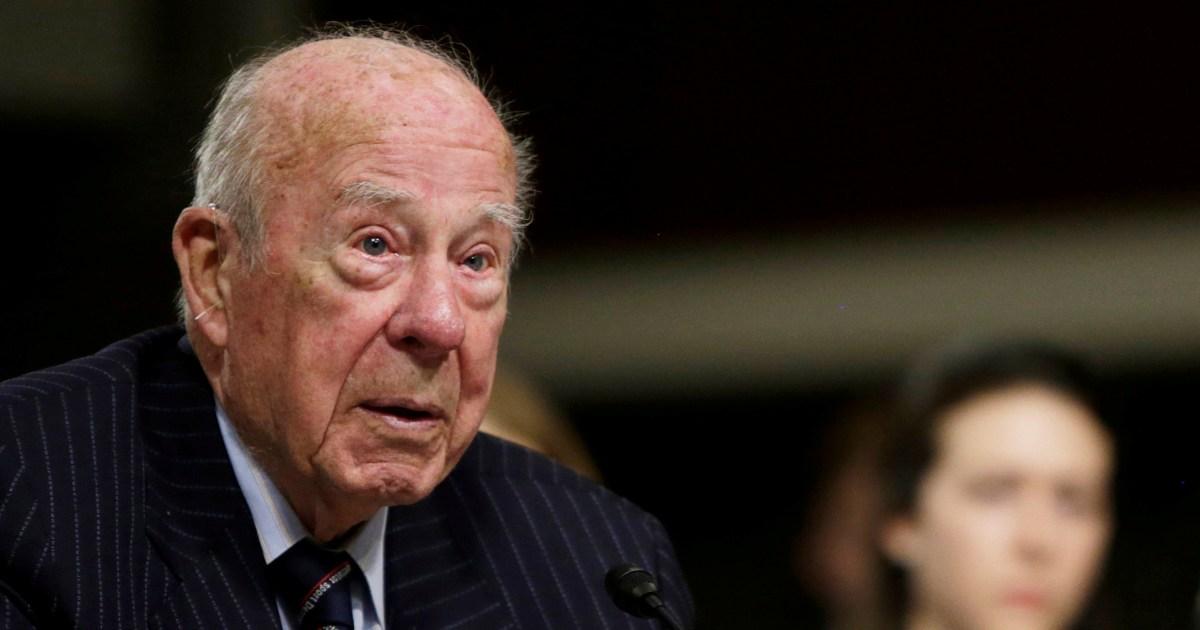 وفاة وزير الخارجية الأميركي الأسبق جورج شولتز عن عمر 100 عام