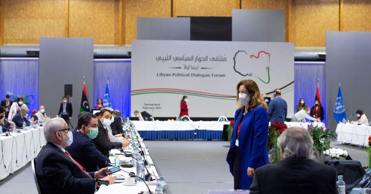 جولة ثانية من التصويت على اختيار المجلس الرئاسي ورئيس الحكومة في ليبيا