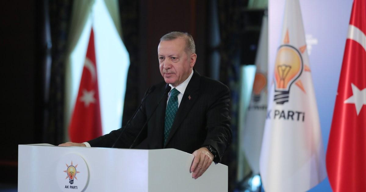 أردوغان: الدستور الجديد سيبنى على القفزات التاريخية التي تحققت في تركيا