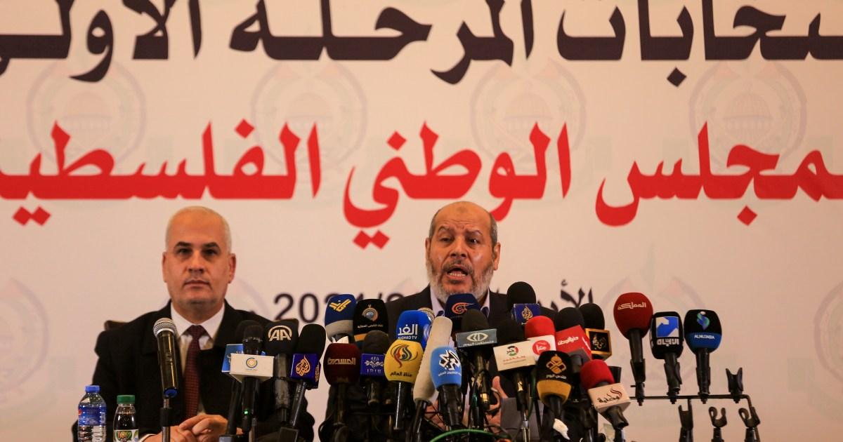حماس: حوار القاهرة سيحدد شكل مشاركتنا في الانتخابات القادمة