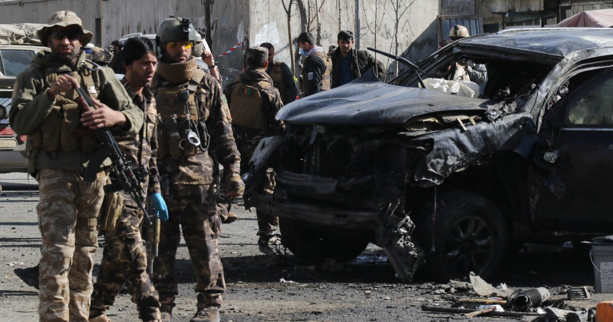 أفغانستان.. مقتل 30 من مسلحي طالبان بتفجير داخل مسجد