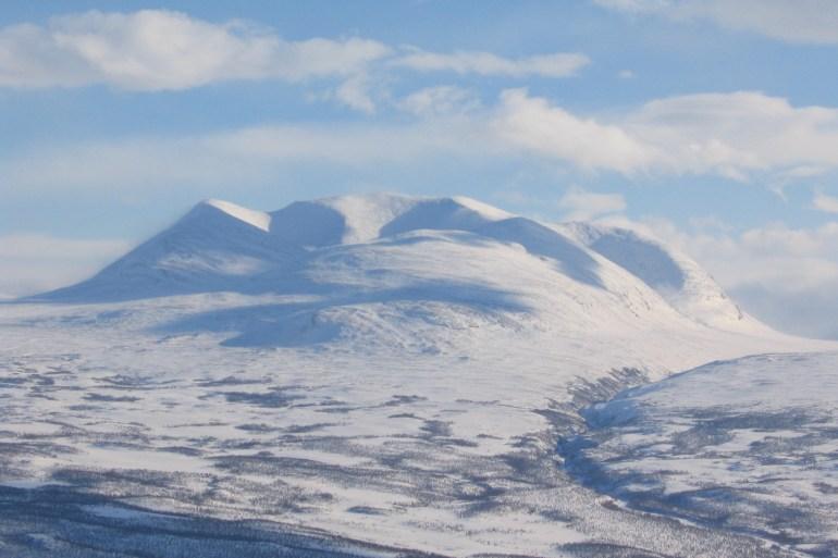 عندما يذوب الجليد تتحرر كميات هائلة من ثاني أكسيد الكربون (ديراف2-ويكيبيديا)