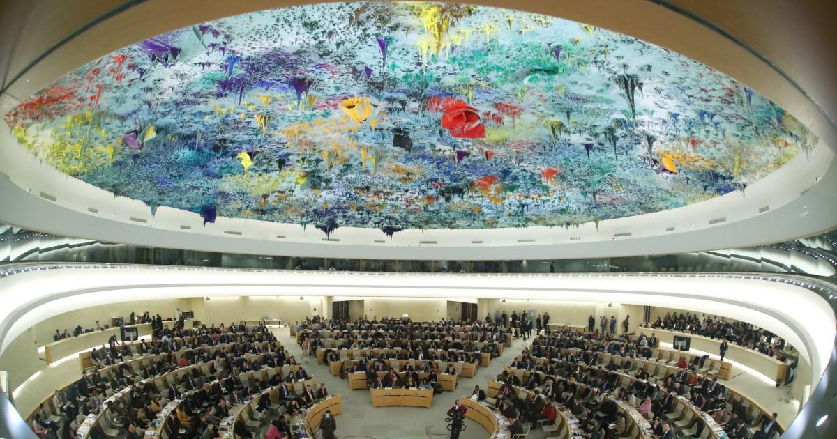 الولايات المتحدة تعود إلى مجلس حقوق الإنسان في الأمم المتحدة بصفة مراقب