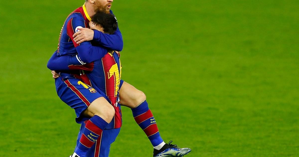 بالفيديو.. ميسي ينقذ برشلونة من مفاجآت بيتيس ويحافظ على آماله في لقب الليغا