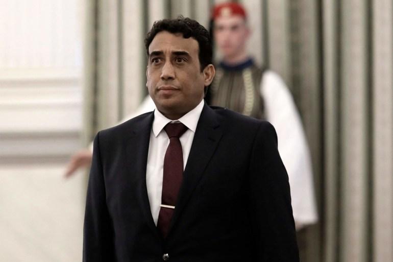 محمد المنفي أجرى في وقت سابق لقاءات في بنغازي وطبرق (مواقع التواصل)