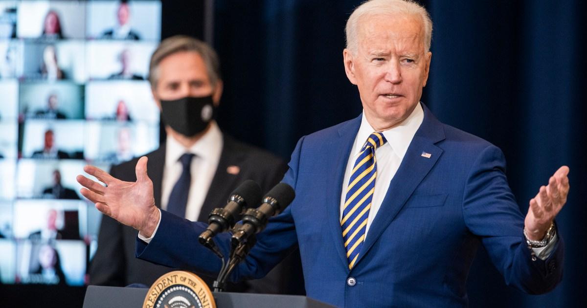 بموازاة بناء شراكات لمواجهة إيران.. واشنطن تفكر بخطوات صغيرة لإحياء الاتفاق النووي