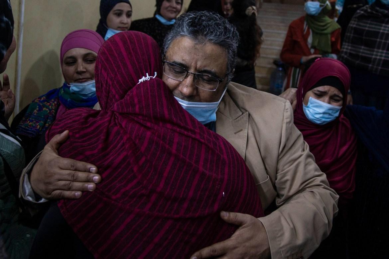 قرار إخلاء سبيل محمود يتضمن تدابير احترازية ويلزمه بأن يقدم نفسه لمقر الشرطة يومين أسبوعيا (الأوروبية)