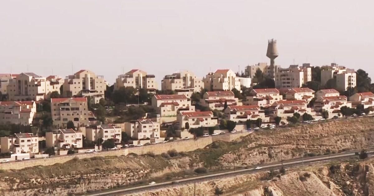 إسرائيل تشقّ طريقا لمنع الفلسطينيين من المرور من مستوطنة معاليه أدوميم