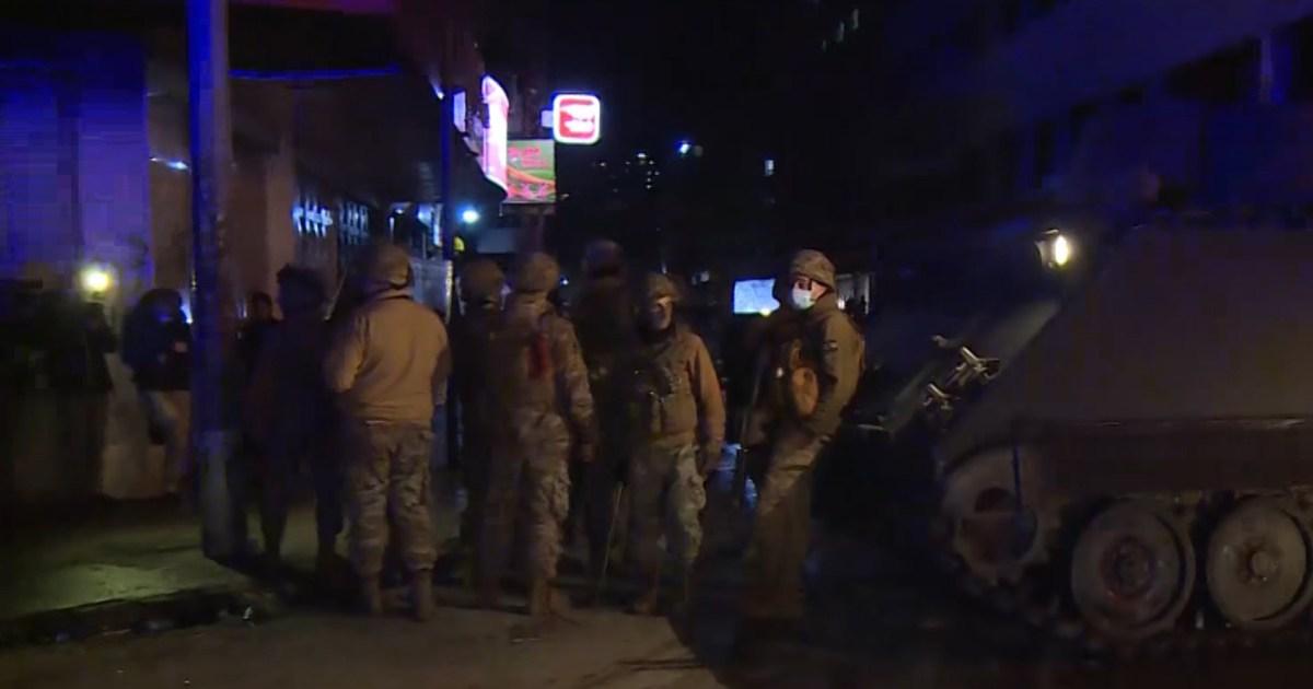 لبنان.. تجدد المواجهات في طرابلس بين الجيش ومحتجين