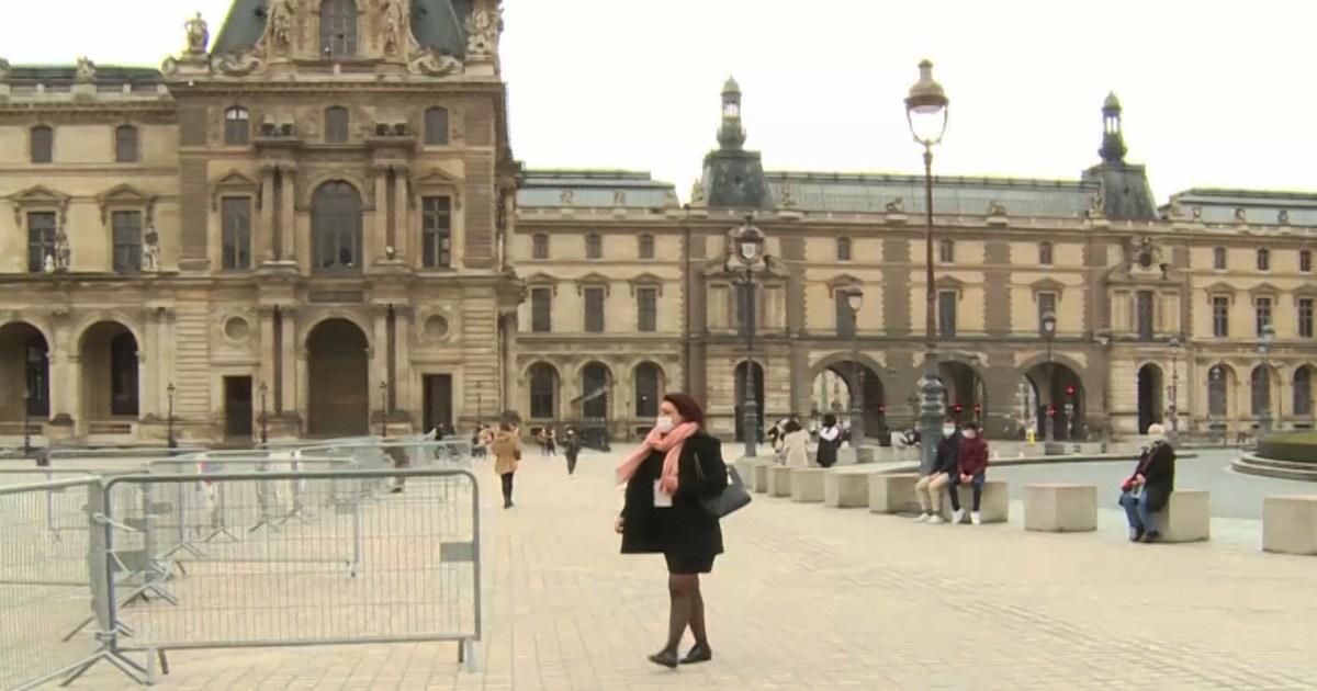 فرنسا.. استمرار إغلاق المتاحف بسبب جائحة كورونا