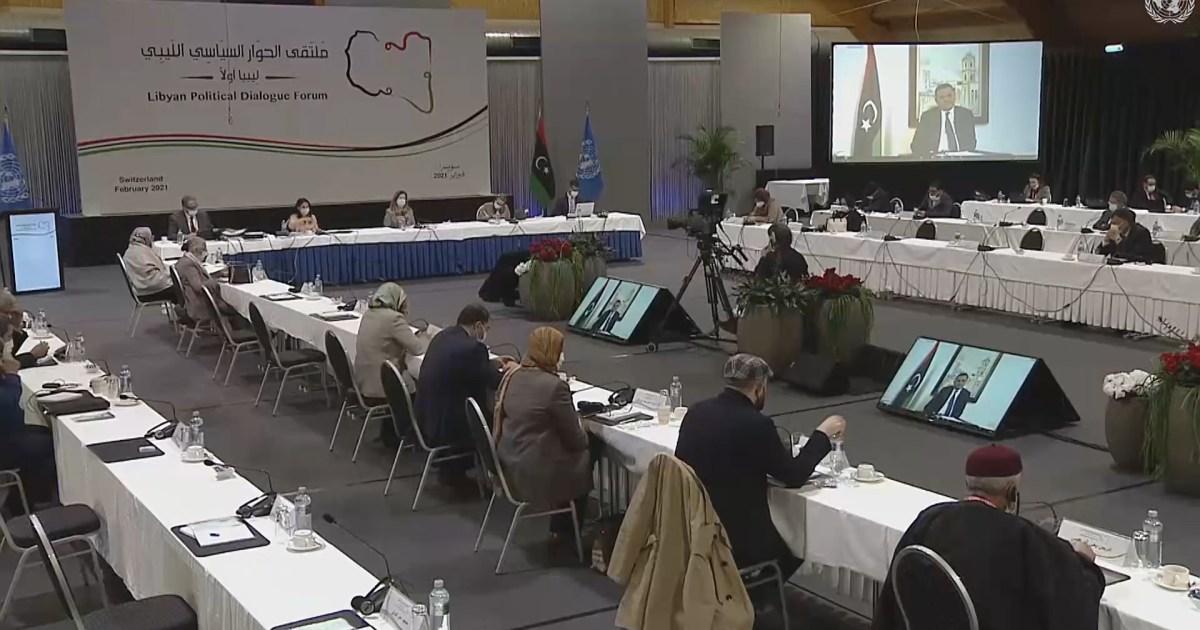 جولة تصويت حاسمة في جنيف بين قائمتين لعضوية المجلس الرئاسي ورئاسة الحكومة في ليبيا
