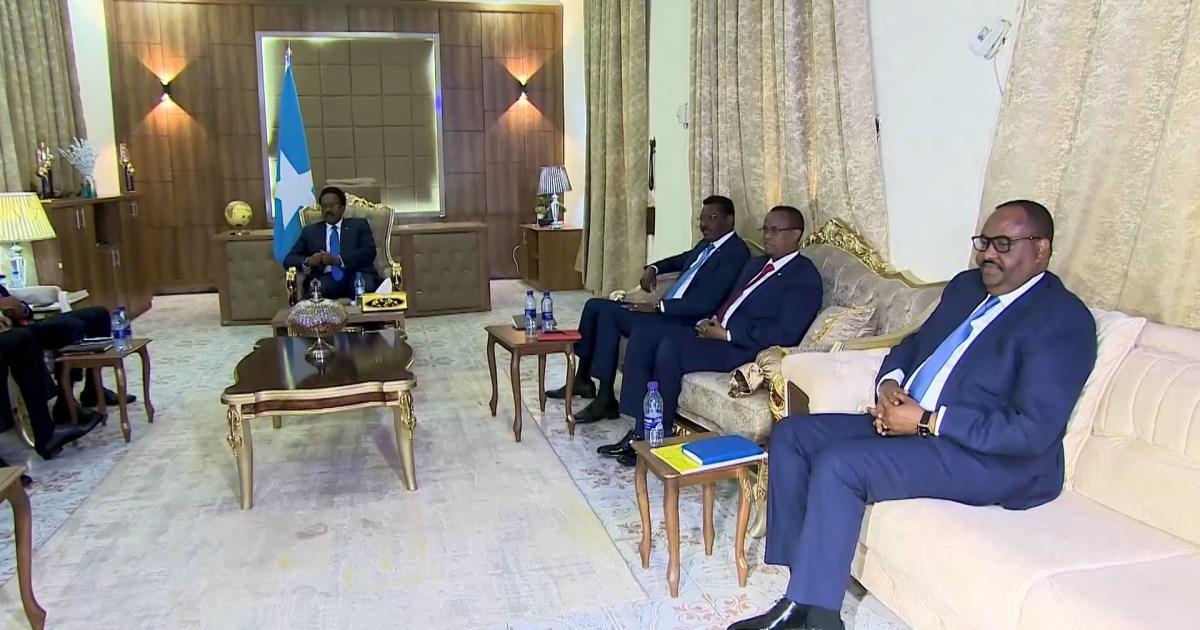 اجتماع تشاوري لحل الخلافات بشأن الانتخابات البرلمانية والرئاسية المقبلة في الصومال