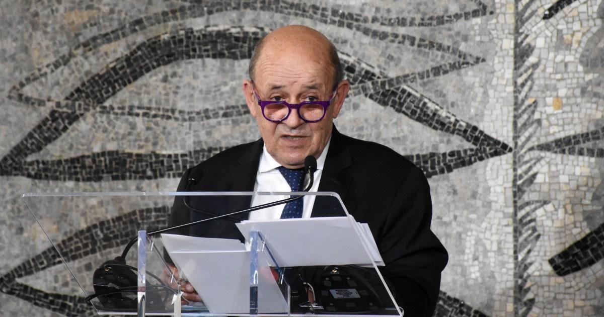 فرنسا: مشكلات تكتيكية والوضع الداخلي في إيران يعرقلان إحياء المحادثات النووية