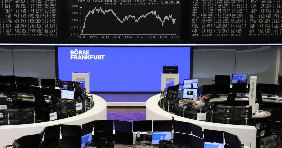 الأسهم الأوروبية ترتفع بعد خسائر كبيرة ومؤشر توبكس الياباني يقفز