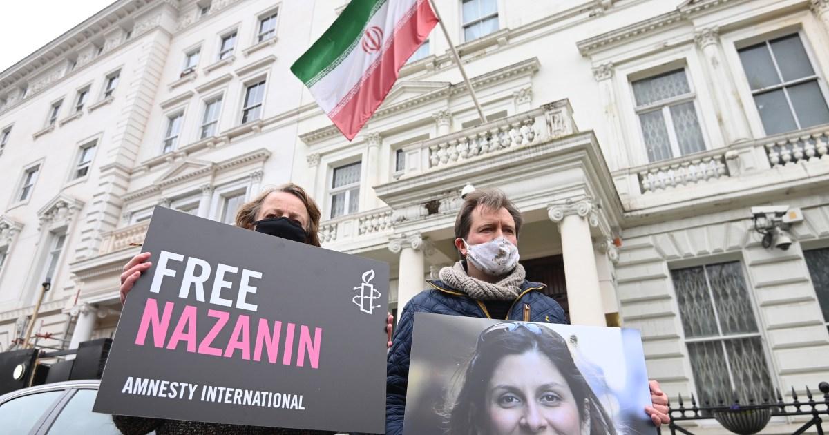 بريطانيا ترفض محاكمة مواطنتها المعتقلة في إيران بتهمة أخرى ومحاميها يأمل تبرئتها