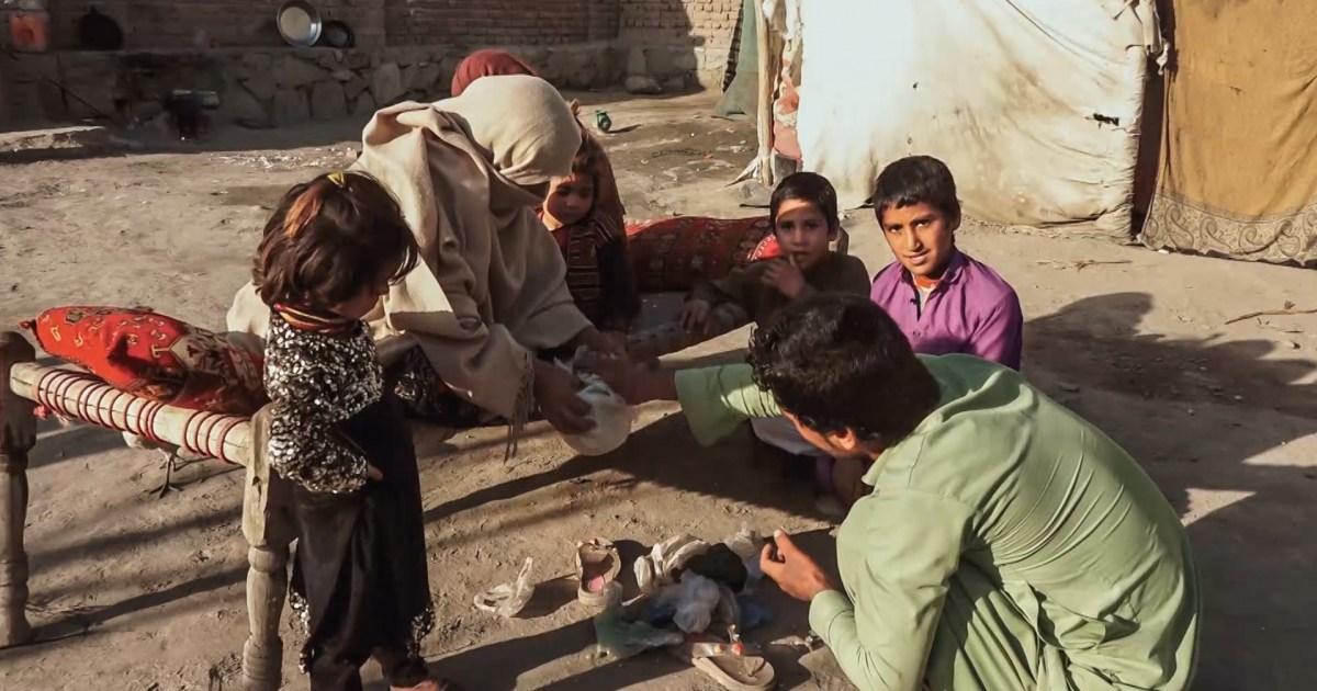كورونا يلقي بثقله على الأطفال والمحتاجين بأفغانستان