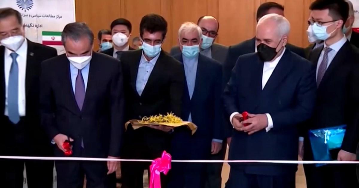 بالذكرى الخمسين لعلاقاتهما.. إيران والصين توقعان اتفاقية إستراتيجية لربع قرن