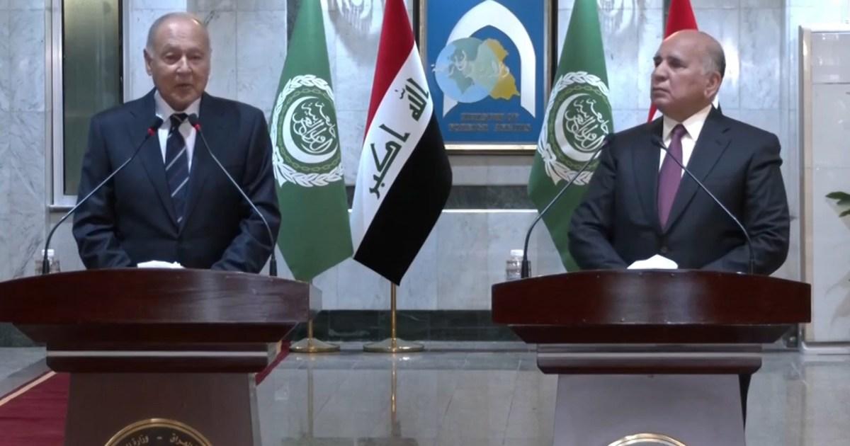 العراق يدعو لإيجاد آليات حوار بين الدول المؤثرة في الوضع السوري
