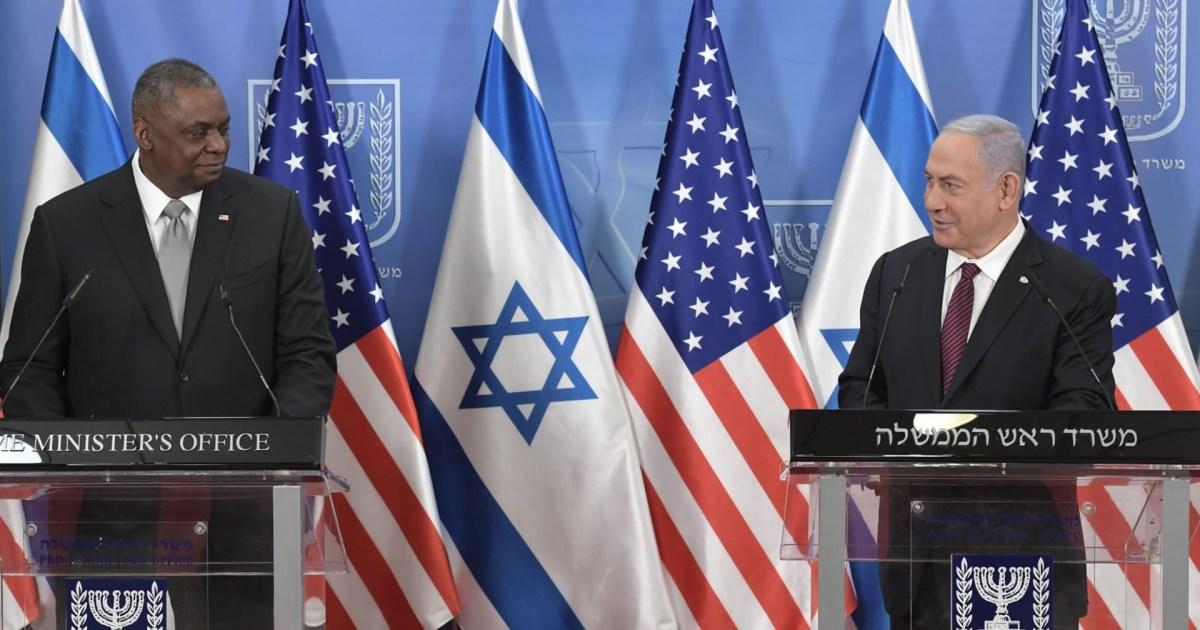 وزير الدفاع الأميركي في إسرائيل.. ما الرسالة التي حملها لنتنياهو حول إيران؟