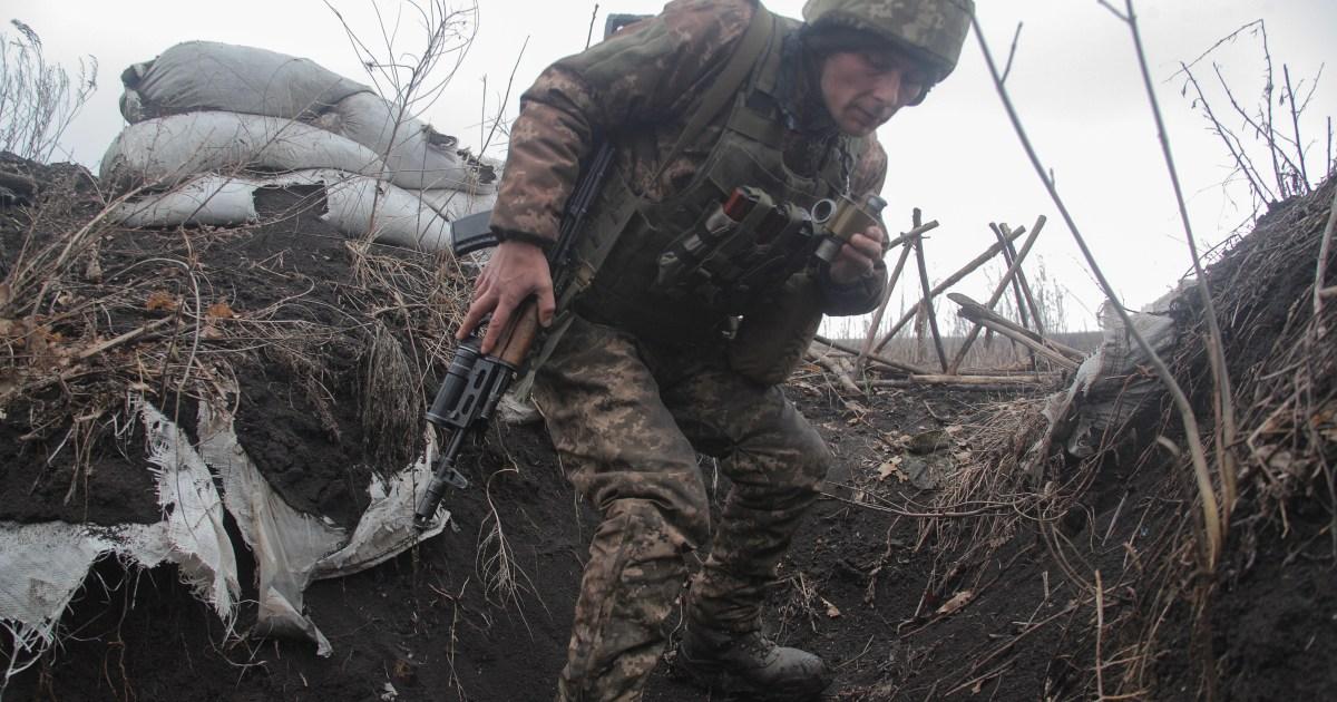 مقتل جنديين أوكرانيين بالمواجهات مع الانفصاليين ومحادثات روسية أميركية بشأن تصاعد التوتر